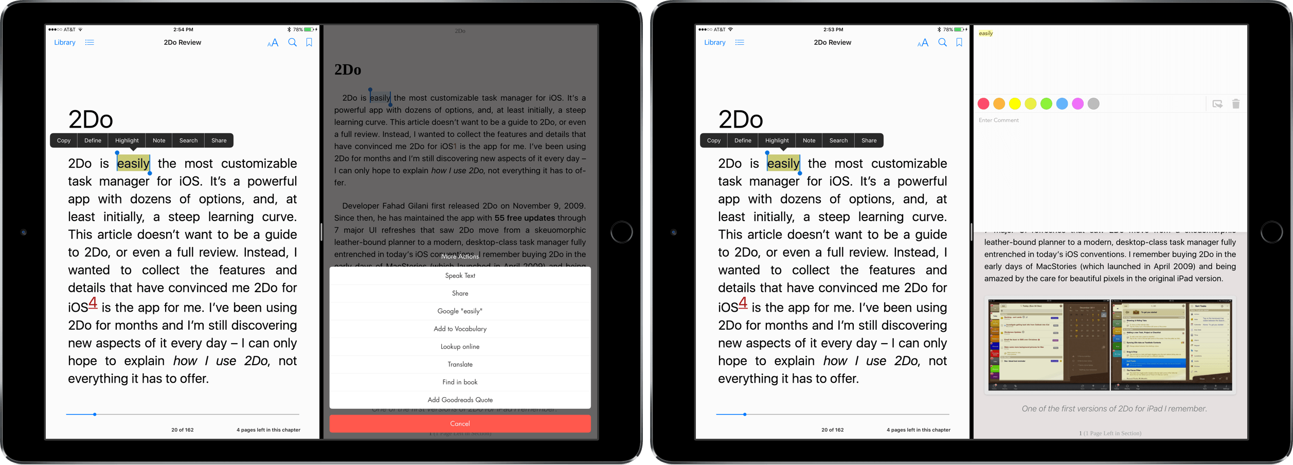 hyphen, ebook apps, apps for ios, manage your library
